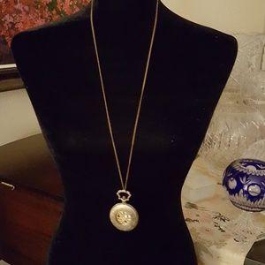 Jewelmint watch necklace